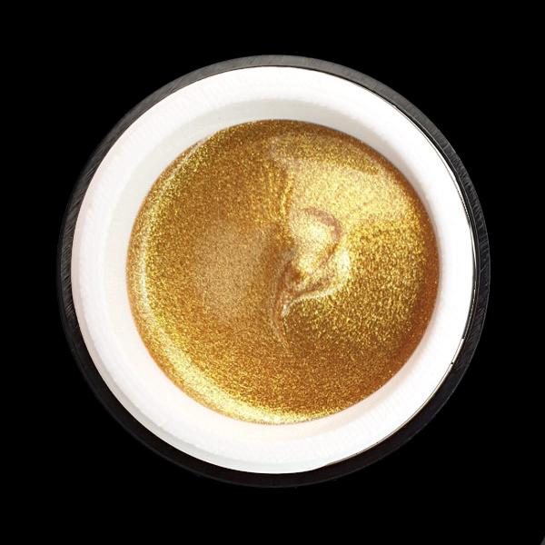 Kostka paint gel color gold